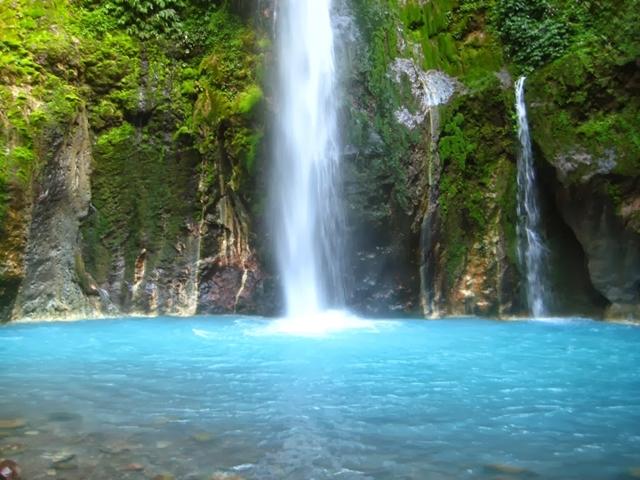Daerah Wisata Air Terjun